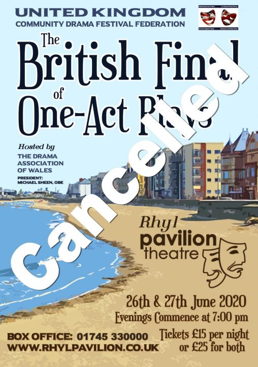 British Final Festival of One Act Play 2020