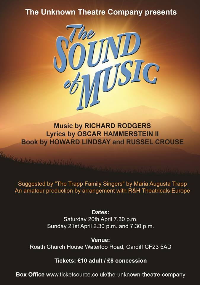 The Unknown Theatre Company - The Sound of Music
